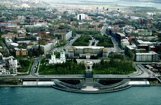 Как найти адрес в Иркутске