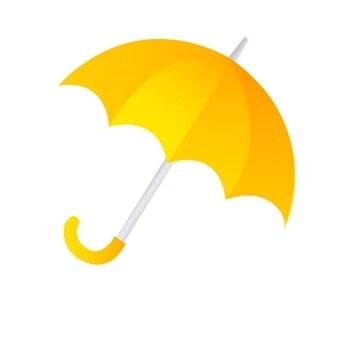 Как нарисовать зонт