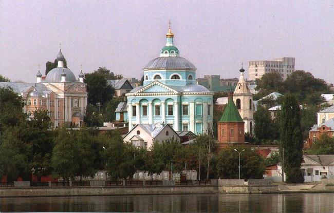 Where to go in Voronezh
