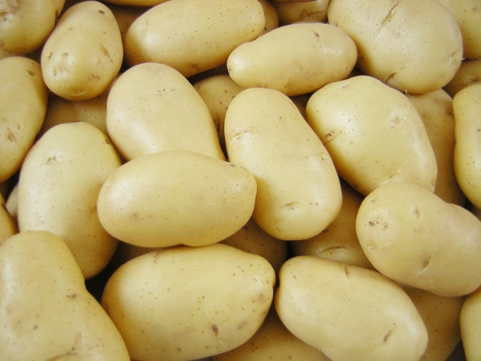 How to quickly peel the potatoes