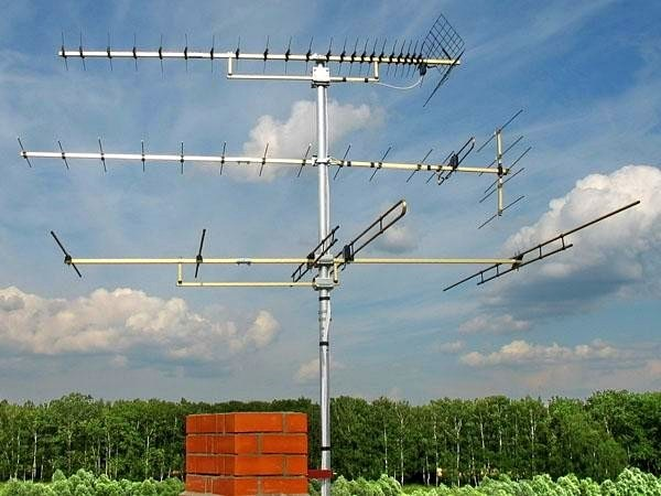 How to improve television antenna