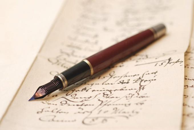 Как научиться быстро писать от руки