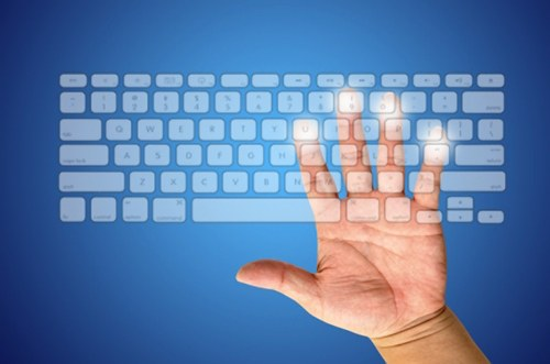 How to enable virtual keyboard