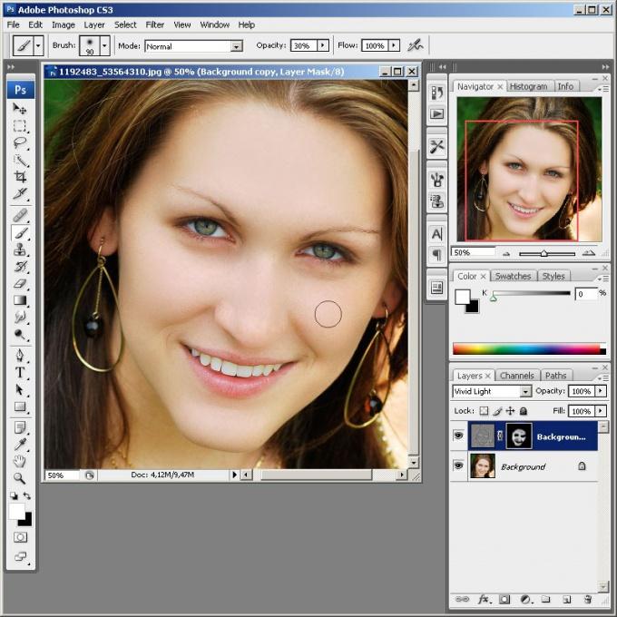 Как в <b>Фотошопе</b> сделать идеальное <strong>лицо</strong>