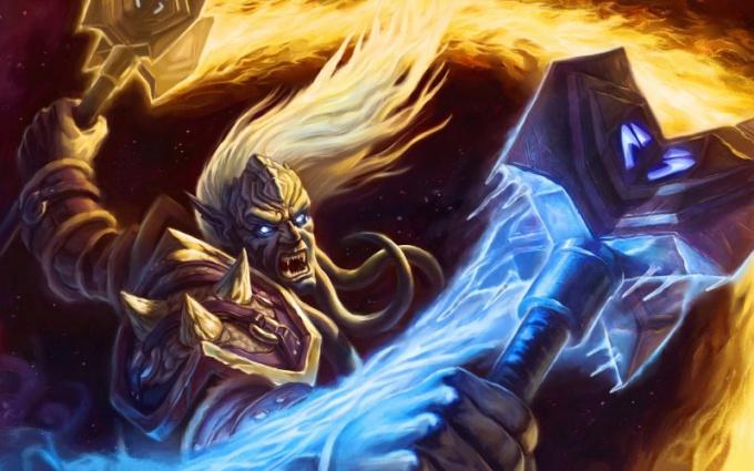 Как в Warcraft создать карту