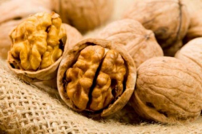 Как обжарить грецкие орехи