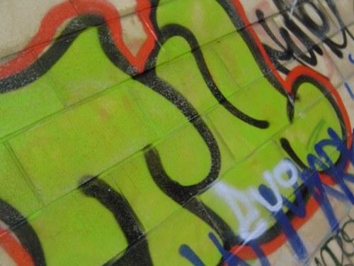 Как нарисовать граффити-буквы