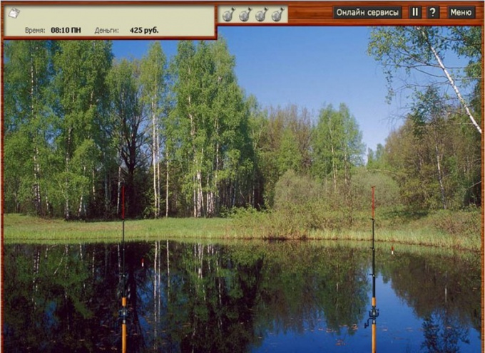 """Как добавить денег на """"Русской рыбалке"""""""