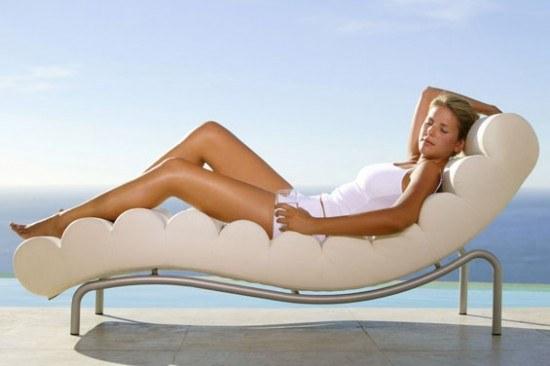 How to sunbathe