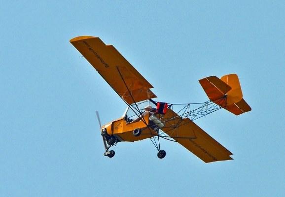 Как самому сделать летательный аппарат
