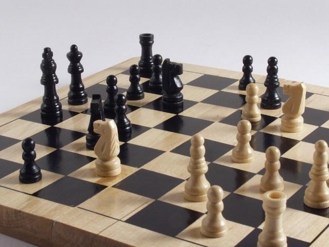 Как обыграть  в шахматы