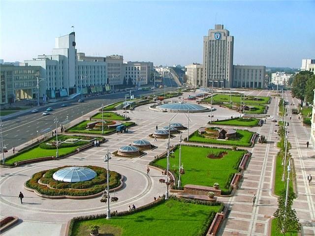 Куда сходить с девушкой в Минске