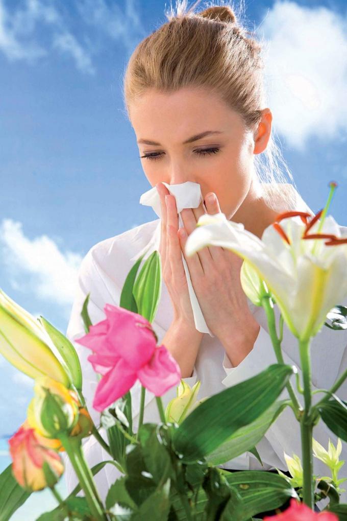 Как избавиться от аллергического кашля