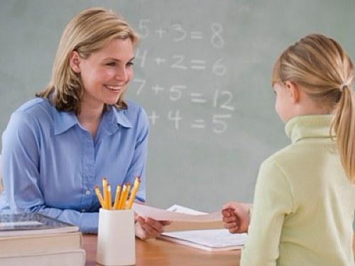 Как вести себя с учителем