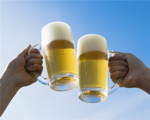 How not to get fat on beer