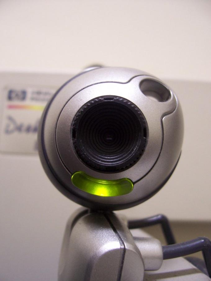 Как передать видео с веб-камеры