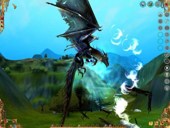 """Как ввести код в игре """"Глаз дракона"""""""