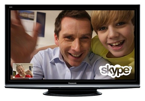 As in Skype to turn off the camera