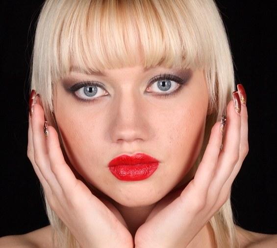 Как менять цвет глаз в фотошопе