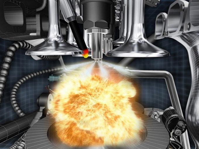 Как выставить зажигание на инжекторе