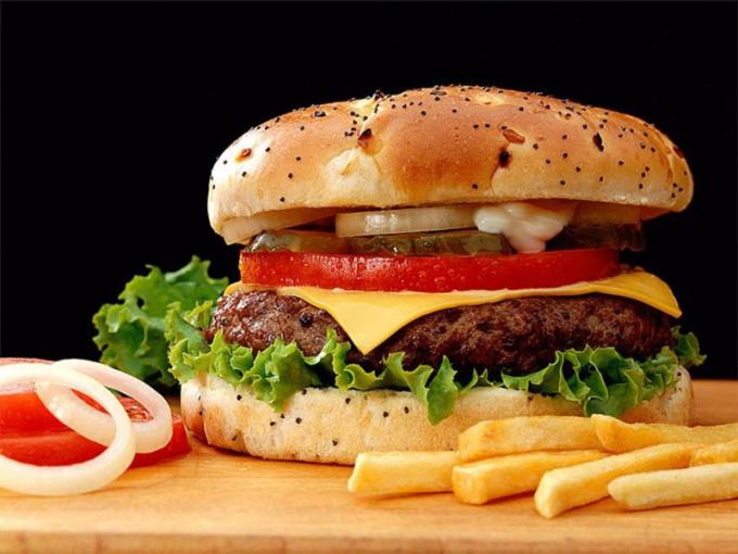 Как воздержаться от вредной еды