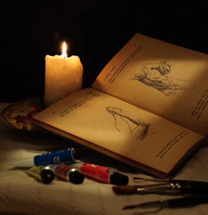 Как написать предание