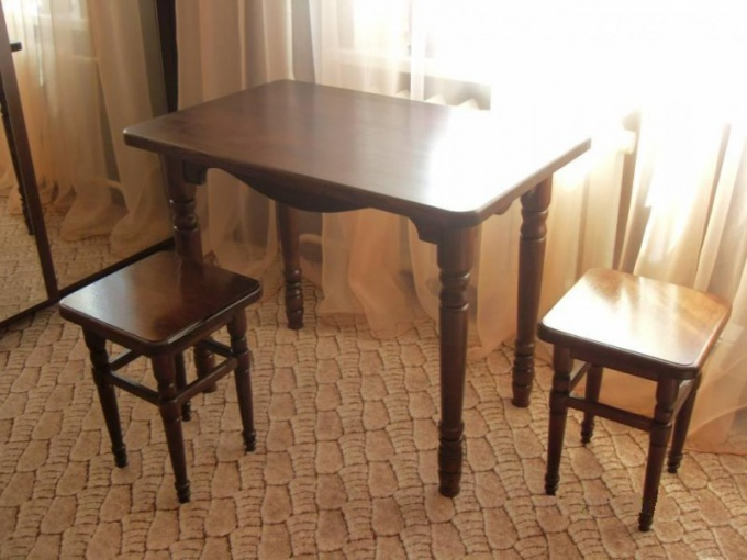 How to repair old Desk