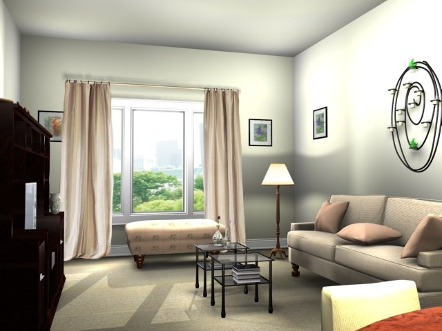 How to furnish a room