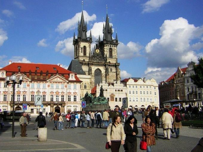 Как одеваться  в Праге