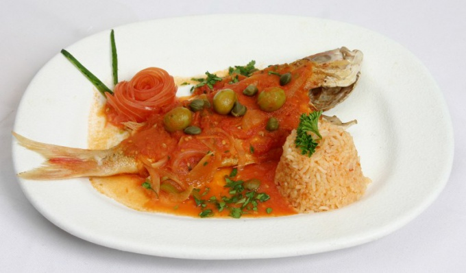 How to cook baked carp