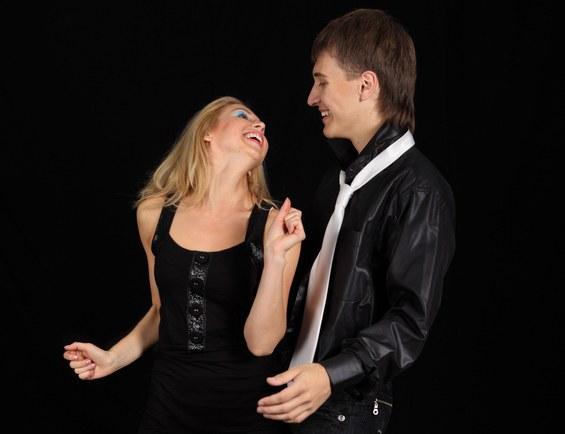 Как одеться  на танцы