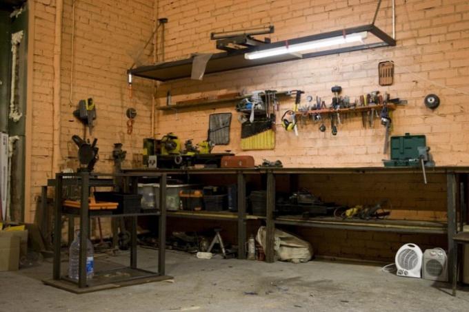 Как организовать мастерскую