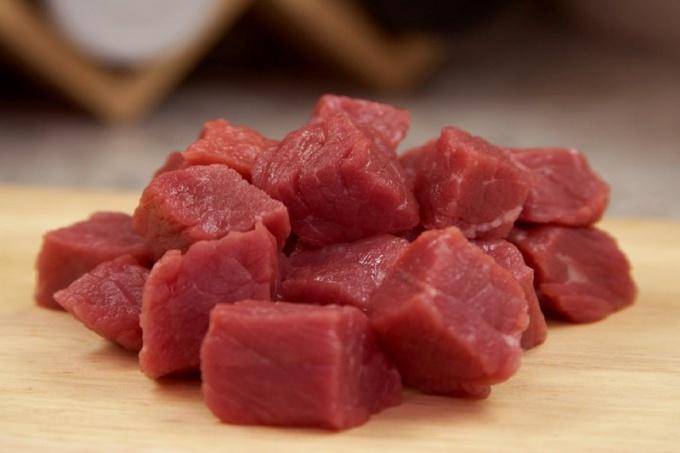 Как выбрать правильно говядину