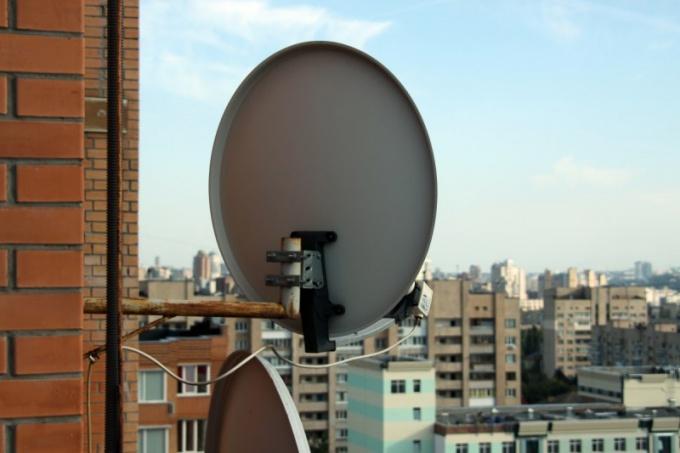"""Как настроить спутниковую антенну """"Экспресс"""""""