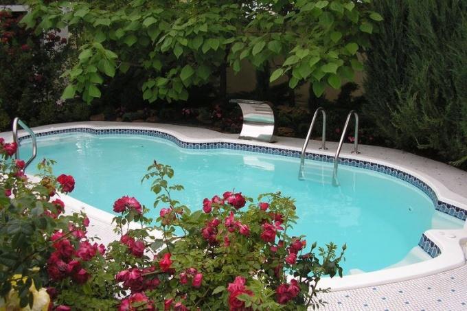 Как на даче сделать бассейн