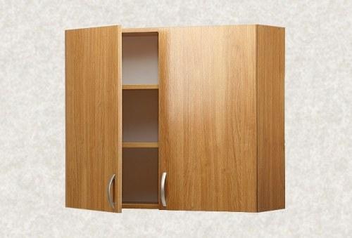 Как закрепить навесной шкаф