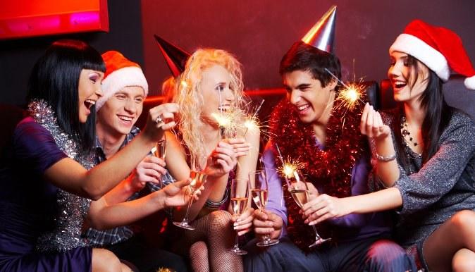 Как устроить вечеринку на Новый год