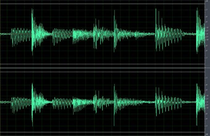 Как в Audition убрать шум