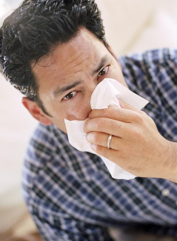 Как очистить носовые пазухи