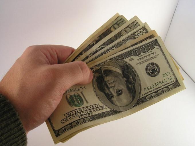 How to write a receipt when you send money