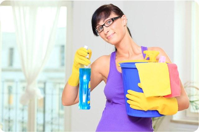 Как заставить себя убирать в доме