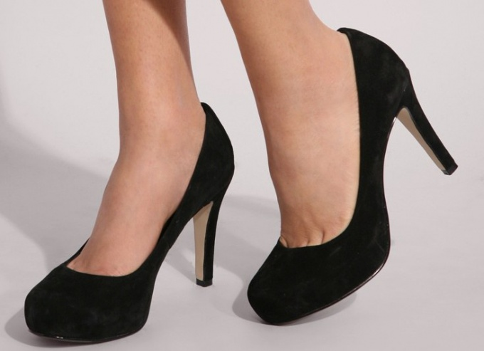 How not to get tired with heels