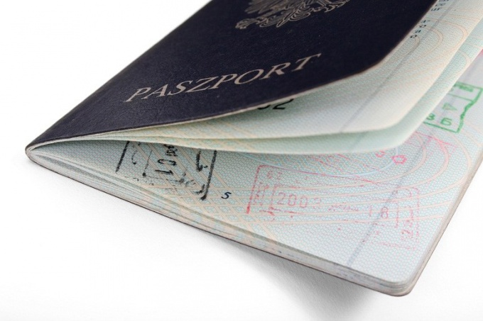 How to fill out an application for a passport for a pensioner