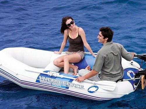 Как зарегистрировать надувную лодку