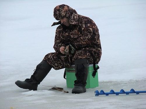 Как изготовить рыболовный ящик