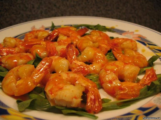 How to cook prawns tasty