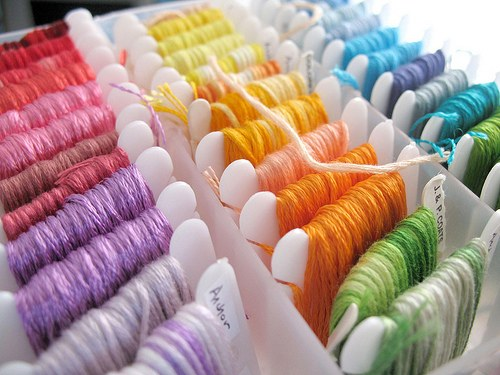 Как перевести картинку в схему для вышивки