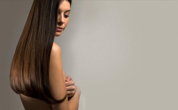 Как накрутить длинные волосы красиво