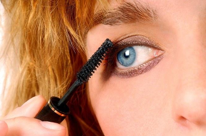 Как наносить макияж для больших глаз