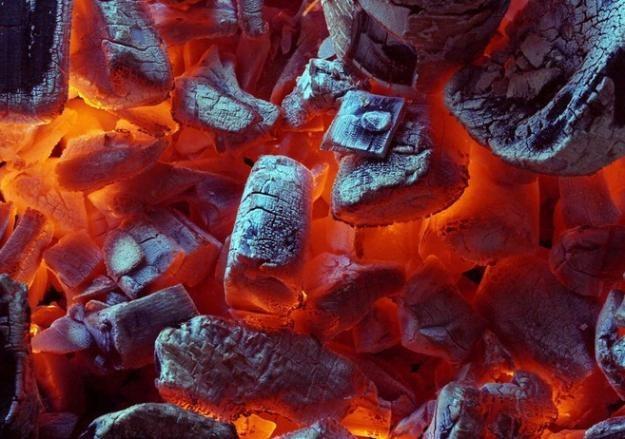Как приготовить древесный уголь